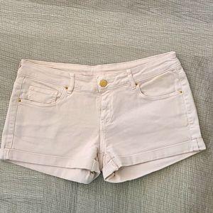 Mango pink shorts
